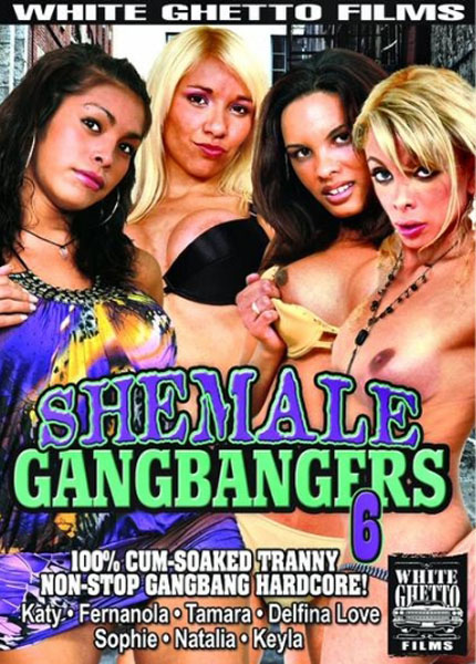 Shemale Gangbangers 6 (2009) - TS Fernanola