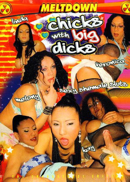 Chicks With Big Dicks (2008) - TS Veronica, Linda