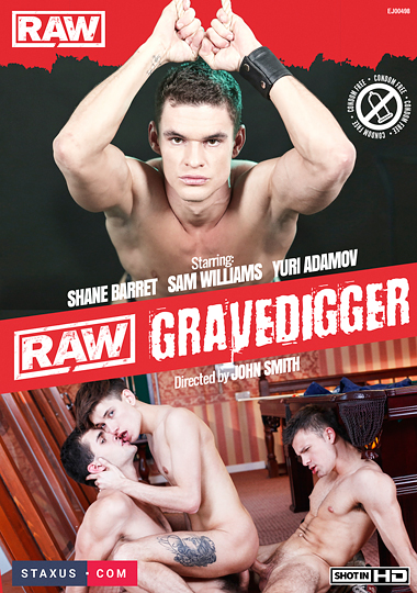 Raw Gravedigger (2015) - Gay Movies