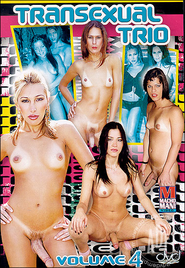 Transexual Trio 4 (2003) - TS Isabella Branco