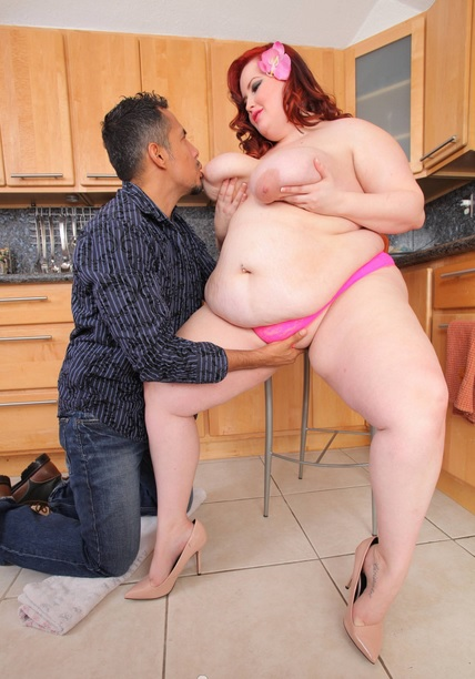 BBW Fuck Break