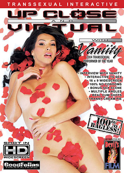 Up Close And Virtual With Vaniity (2007)