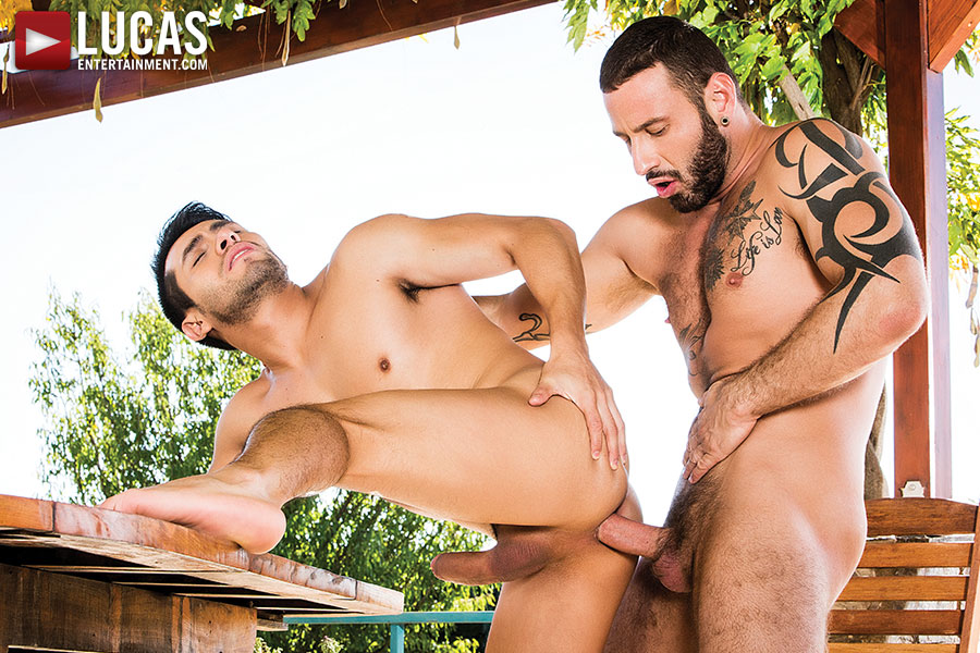 Antonio Miracle Tops And Bottoms For Derek Allan