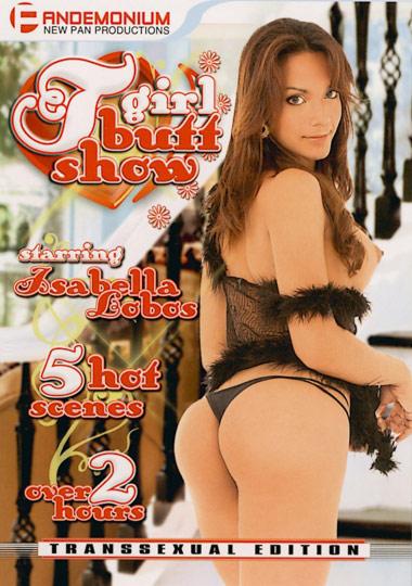 T Girl Butt Show (2008) - TS Isabella Lobos
