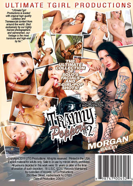 Tranny Poppers 2 (2011) - TS Morgan Bailey