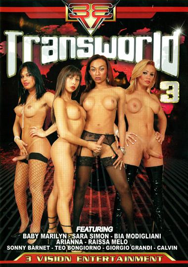 Transworld 3 (2007) - TS Raissa Melo