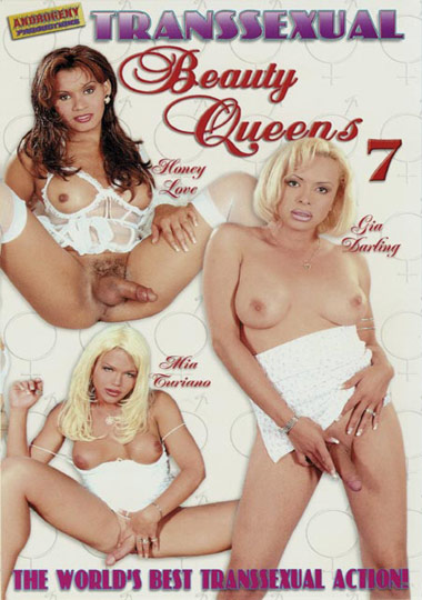 Transsexual Beauty Queens 7 (2001) - TS Gia Darling