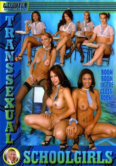 Transsexual Schoolgirls (2005) - TS Marcela Ramos
