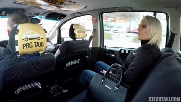 czech taxi romka na sex