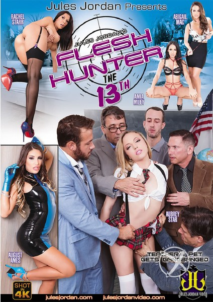 Flesh Hunter 13 (2016) - Rachel Starr