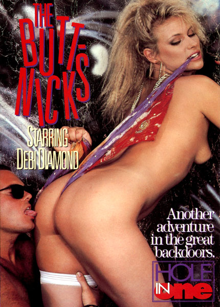 Buttnicks (1989) - Debi Diamond