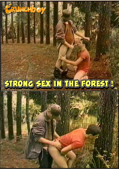 Strong Sex In The Forest (2015)