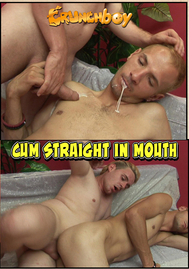 Cum Straight In Mouth (2015)