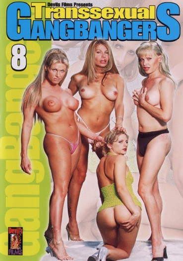 Transsexual Gang Bangers 8 (2001)