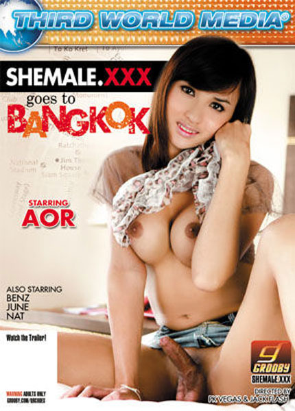 Shemale XXX Goes to Bangkok (2012)