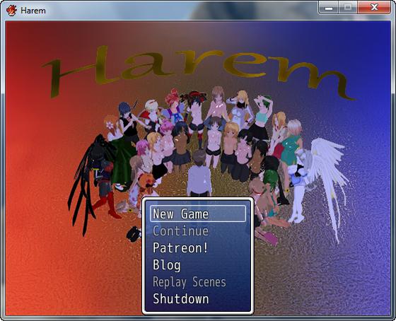 Harem [Version: 2.4.1.2] (ker)