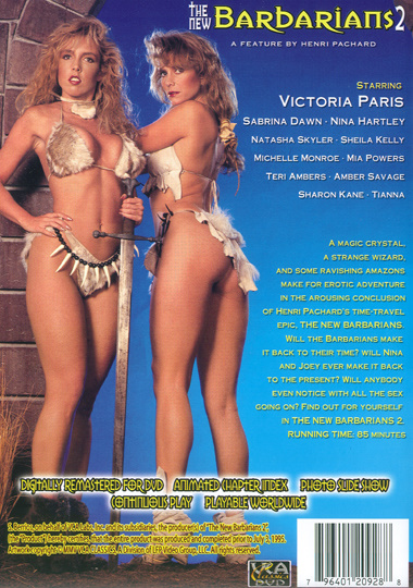 New Barbarians 2 (1990) - Victoria Paris