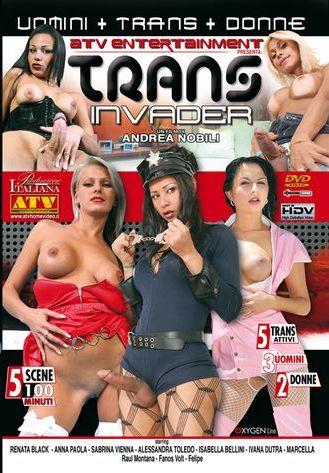 Trans Invader (2009) - TS Sabrina Vienna