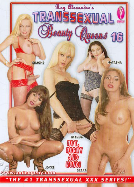 Transsexual Beauty Queens 16 (2003) - TS Joanna Jet
