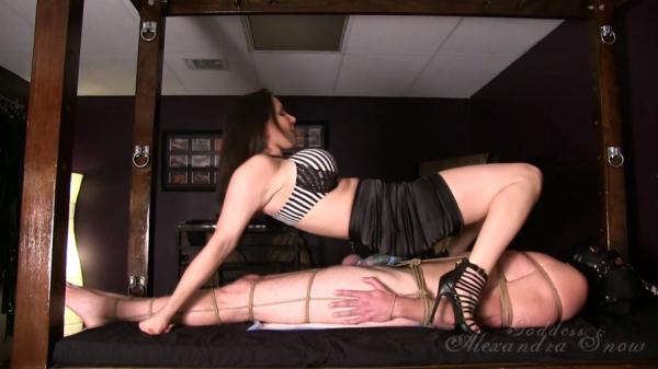 Alexandra Snow - Tied and Trampled