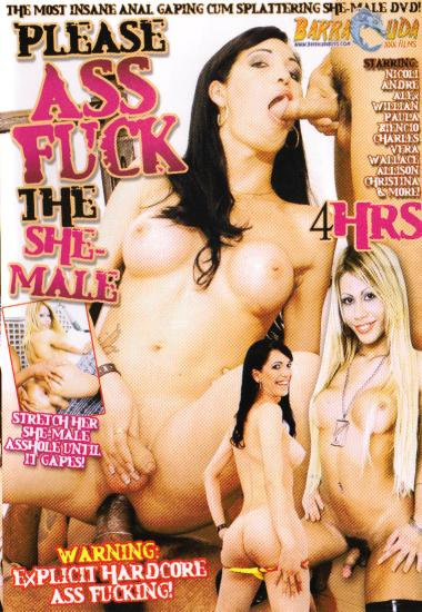 Please Ass Fuck The She-Male (2010)
