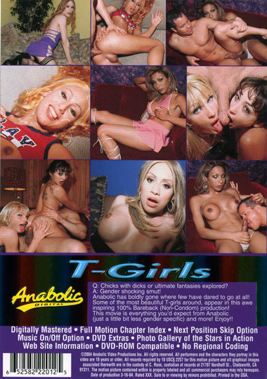 T-Girls (2005) - TS Carmen Cruz