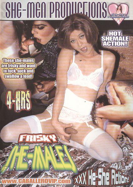 Frisky She-Males (2003)
