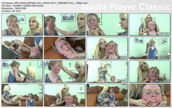 Hunt Erotic: Faceslapping -By Domina Lea Lexis And Her Slave Ugly Simone