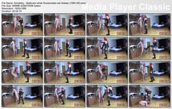 Brat Princess 2: Amadahy - Ballbusts while Housemates are Asleep (1080 HD)