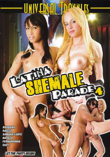 Latina Shemale Parade 4 (2012) - TS Samara Luays