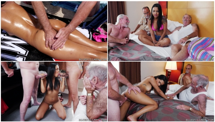 Bluepillmen 16 05 13 Nikki Kay Staycation With A Latin Hottie 1080p