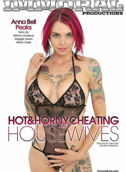Hot and Horny Cheating Housewives (2015)