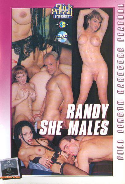 Randy shemale (2007)