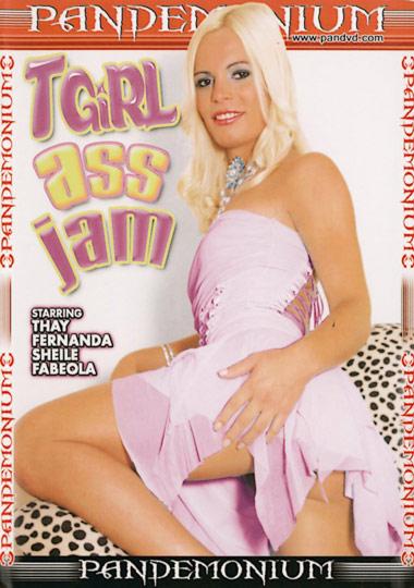 T Girl Ass Jam (2007) - TS Thais Schiavinato