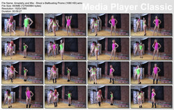 Brat Princess 2: Amadahy and Mia - Shoot a Ballbusting Promo (1080 HD)