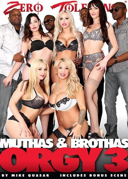 Muthas And Brothas Orgy 3 (2016) - Bianca Breeze