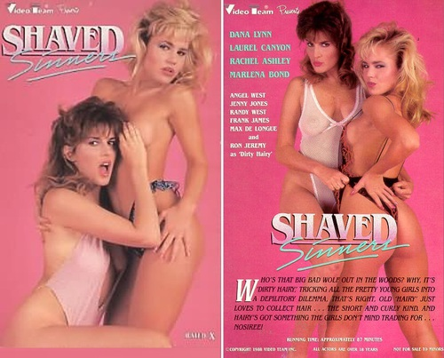Shaved sinners 1 1987 9