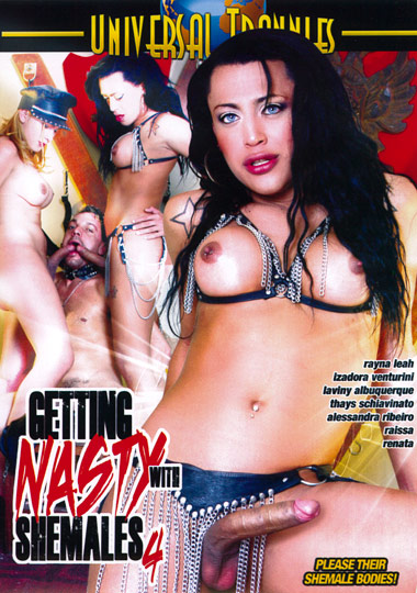 Getting Nasty With Shemales 4 (2011)