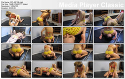 CPL Wrestling: CPL-MF-06 Beat By The Small Chick – Exclusive Video