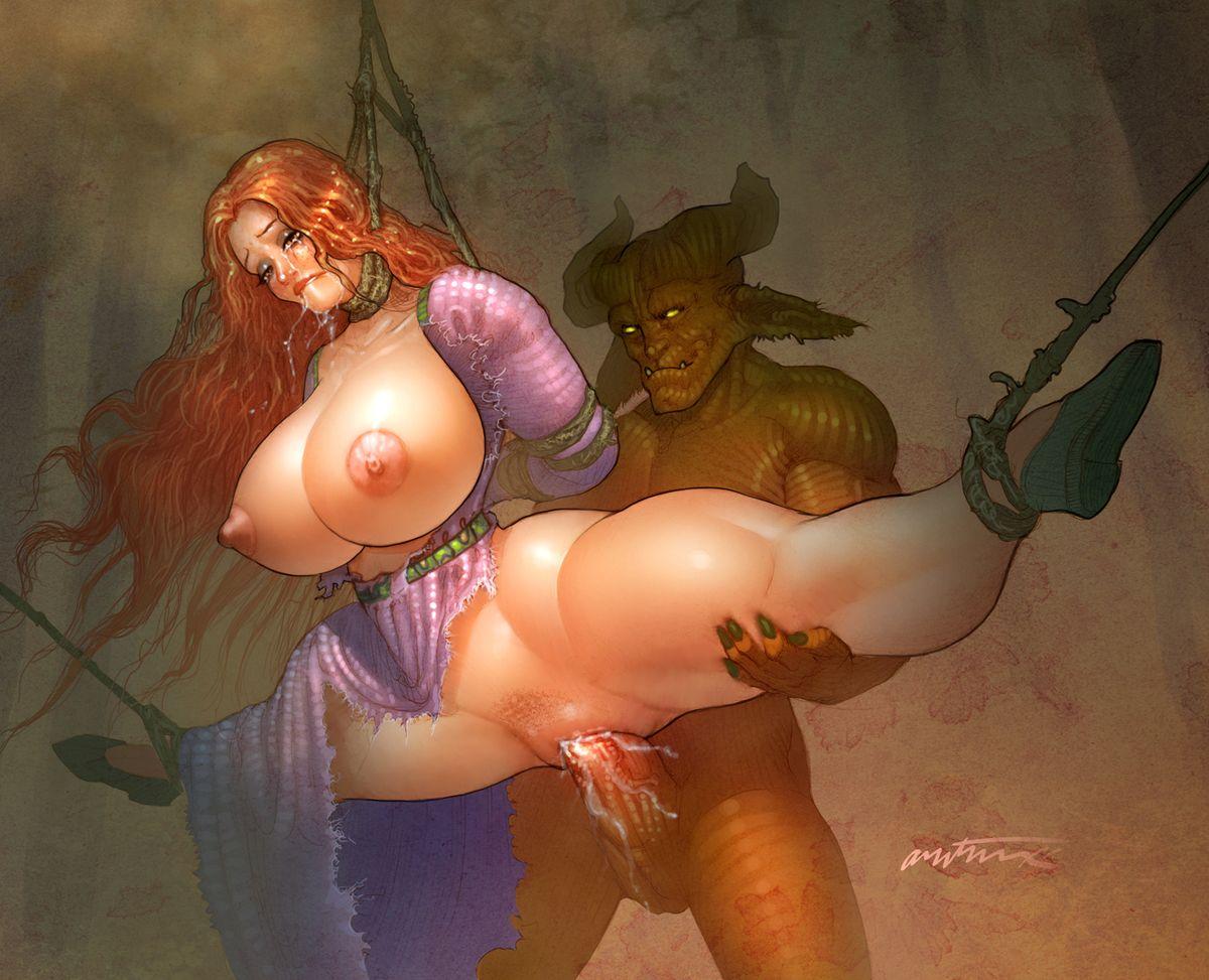 Redhead fantasy art sex hentay tube