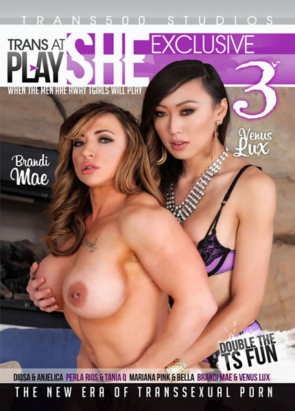 Trans At Play She Exclusive 3 (2016) - TS Venus Lux