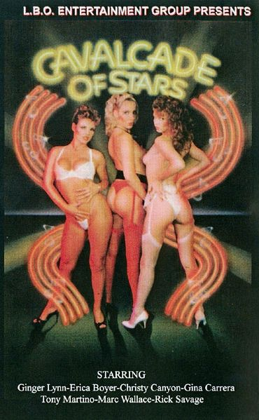 Cavalcade Of Stars (1986) - Ginger Lynn