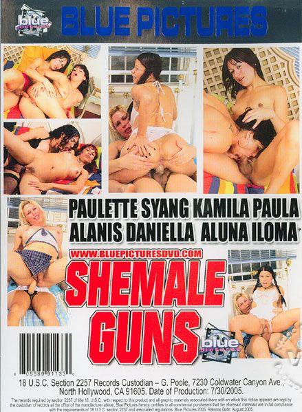 Shemale Guns (2005) - TS Syang Angel