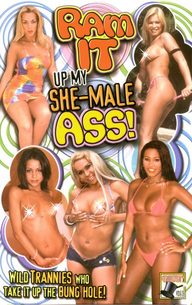 Ram It Up My She-Male Ass (2004)