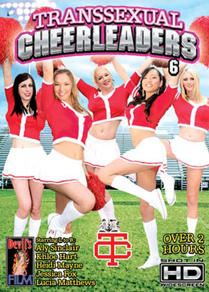 Transsexual Cheerleaders 6 (2011) - TS Jessica Fox