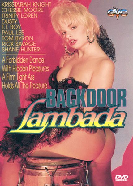 Backdoor Lambada (1990) - Trinity Loren