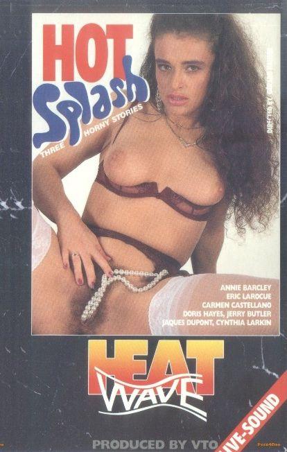 Hot Splash (1991) - Annie Barcley