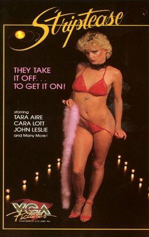 Stripteaser (1986) - Cara Lott