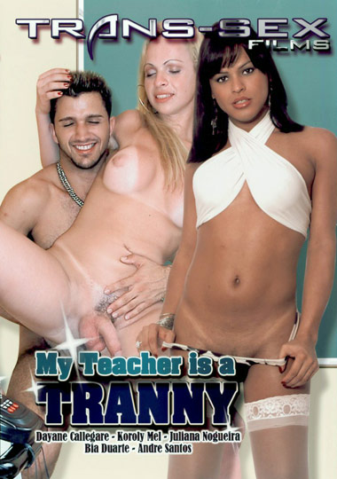 My Teacher Is A Tranny (2009) - TS Bianca Duarte