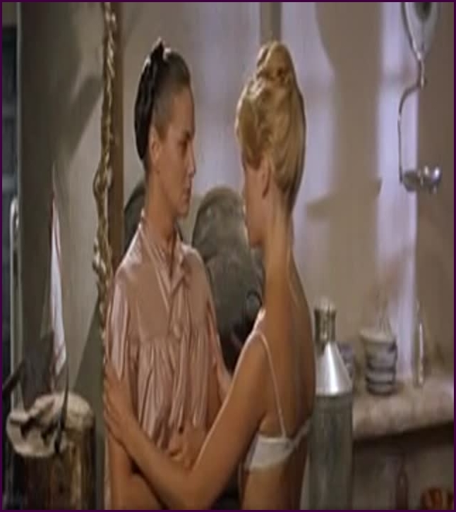 brigitte bardot in the film_ the jewellers of the moonlight (image 1),
